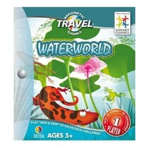 Magnetic Travel Waterworld