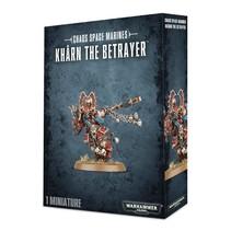 Warhammer 40,000 Chaos Heretic Astartes World Eaters: Khârn the Betrayer