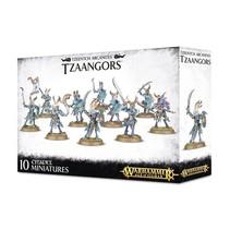 Age of Sigmar Tzeentch Arcanites: Tzaangors