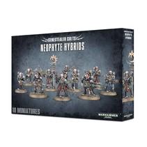 Warhammer 40,000 Xenos Genestealer Cults: Neophyte Hybrid Squad (Modern)