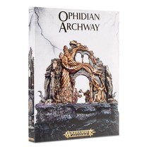 Age of Sigmar Terrain: Ophidian Archway