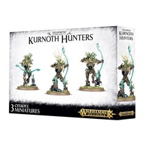 Age of Sigmar Sylvaneth: Kurnoth Hunters