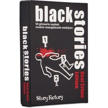 Black Stories Real Crime Edition