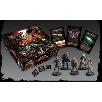 Z War One Damnation:Issue One Resin