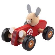 Plan toys: Rabbit Racing Car