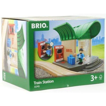Brio Brio: Station met Geluid