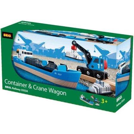 Brio Brio: Containerschip
