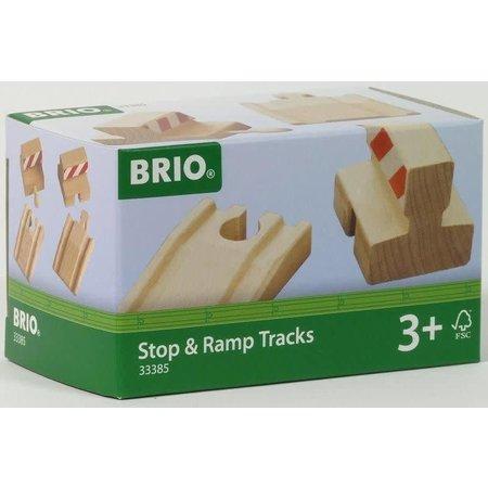 Brio Brio: Stop en Ramp Track