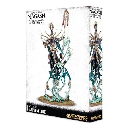 Games Workshop Age of Sigmar Deathlords: Nagash, Supreme Lord of the Undead