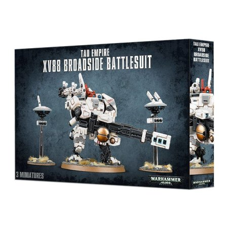 Games Workshop Warhammer 40,000 Xenos T'au Empire: XV88 Broadside Battlesuit