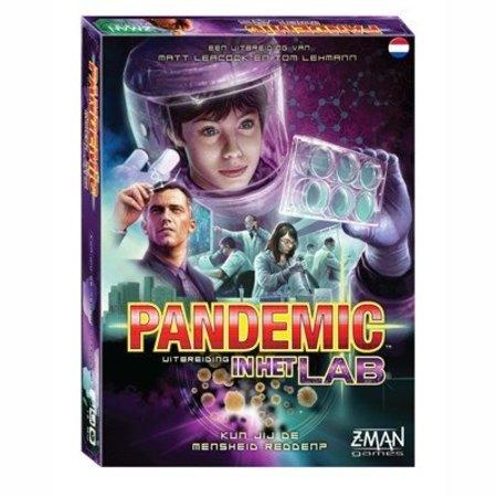 Z-Man Games Pandemie 3de Editie: In Het Lab [NL]