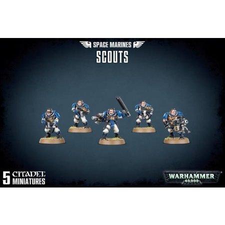 Games Workshop Space Marine Scouts Nieuw