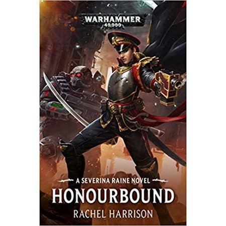 Black Library Severina Raine: Honourbound