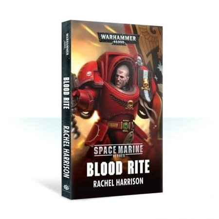 Black Library Space Marine Heroes: Blood Rite