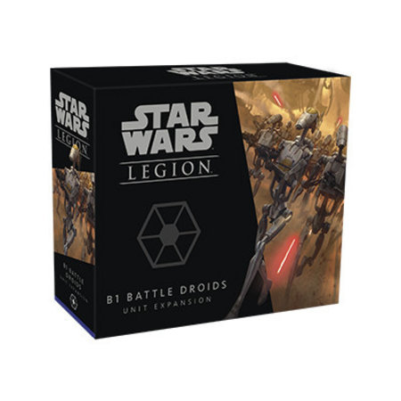 Fantasy Flight Star Wars Legion: B1 Battle Droids