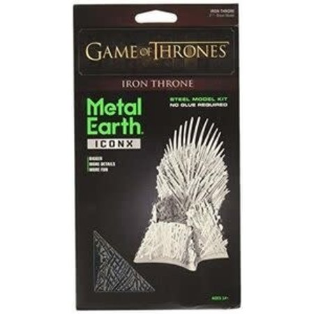 Fascinations Metal Earth GoT Iron Throne