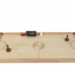 Ubergames ECO houten Tafel Hockey, Schuifhockey