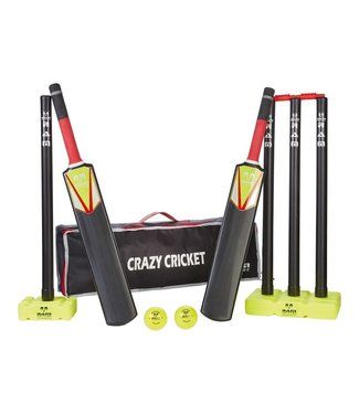 RAM Cricket Kunststof Cricket Set -  Senior