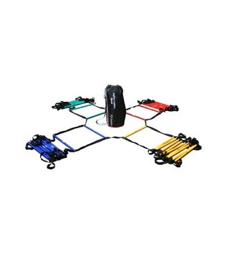 RAM Cricket Quad Trainingsladder - 4 x 4 meter in Tas