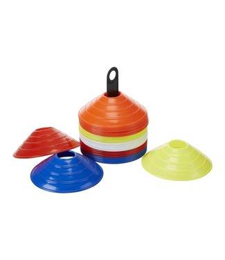 Ubergames 40 grams Pylonen - Pionnen - Cones 50 st - 5x19cm