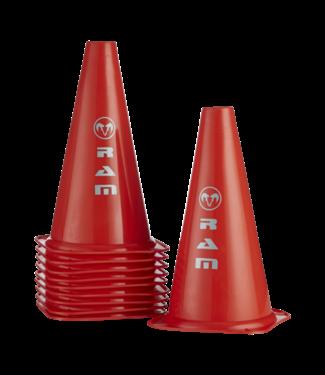 Markeer Driehoeken - Pylonen - 10 stuks in tas