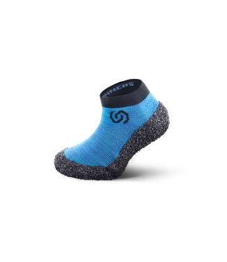 Skinners Barefoot Schoen-sok - Ocean Blue - Kidz