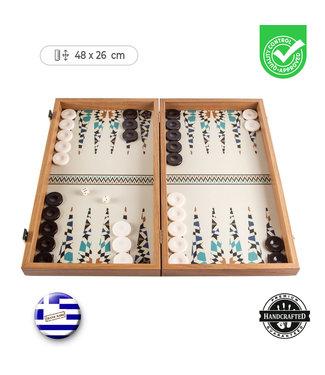Manopoulos Anatolia - Backgammon - 48x26cm  - Luxe
