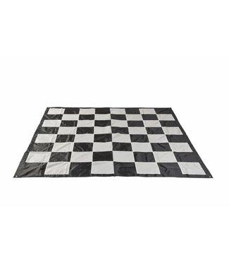 Tuin schaakmat, 140x140 cm