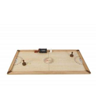 ECO houten Tafel Hockey, Schuifhockey