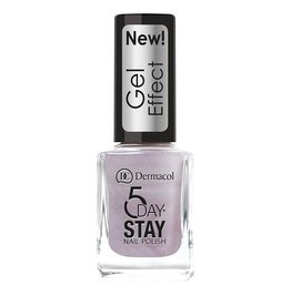 Dermacol 5 Day Stay Nail Polish Gel Effect 12ml W 31 Bijoux