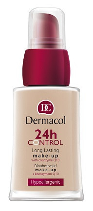 Dermacol 24h Control Make-Up 30ml - W0