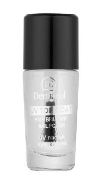 Dermacol - UV Top Coat High Brilliant Nail Polish - Blank