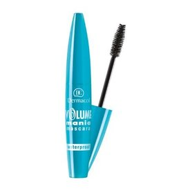 Dermacol - Volume Mania Mascara - Waterproof - Zwart - 9ML