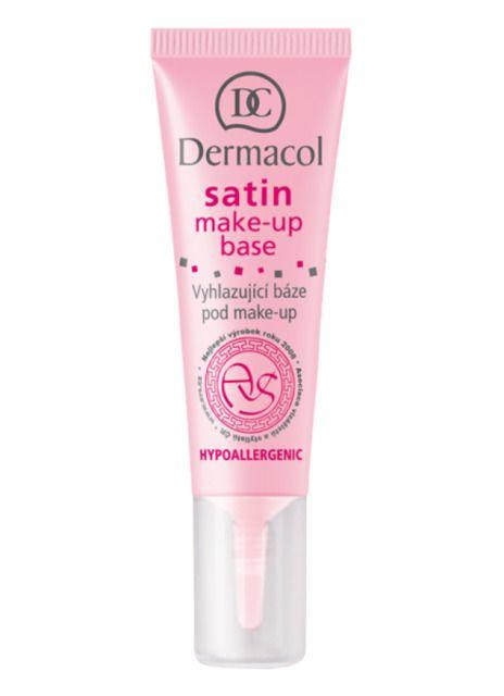 BONUS PAKKET - Dermacol set 208 - Dermacol Make-Up Cover tint 208 - 30 Gram - Satin Make-Up Base - 10ML - Invisible Fixing Powder - Light - 13 Gram