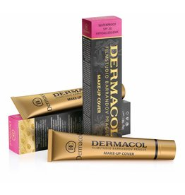 207 - DERMACOL MAKE-UP COVER LEGENDARY HIGH COVERING MAKE-UP