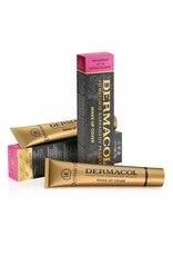 TESTER - 211 - Dermacol camouflage make-up cover Legendary high covering make-up