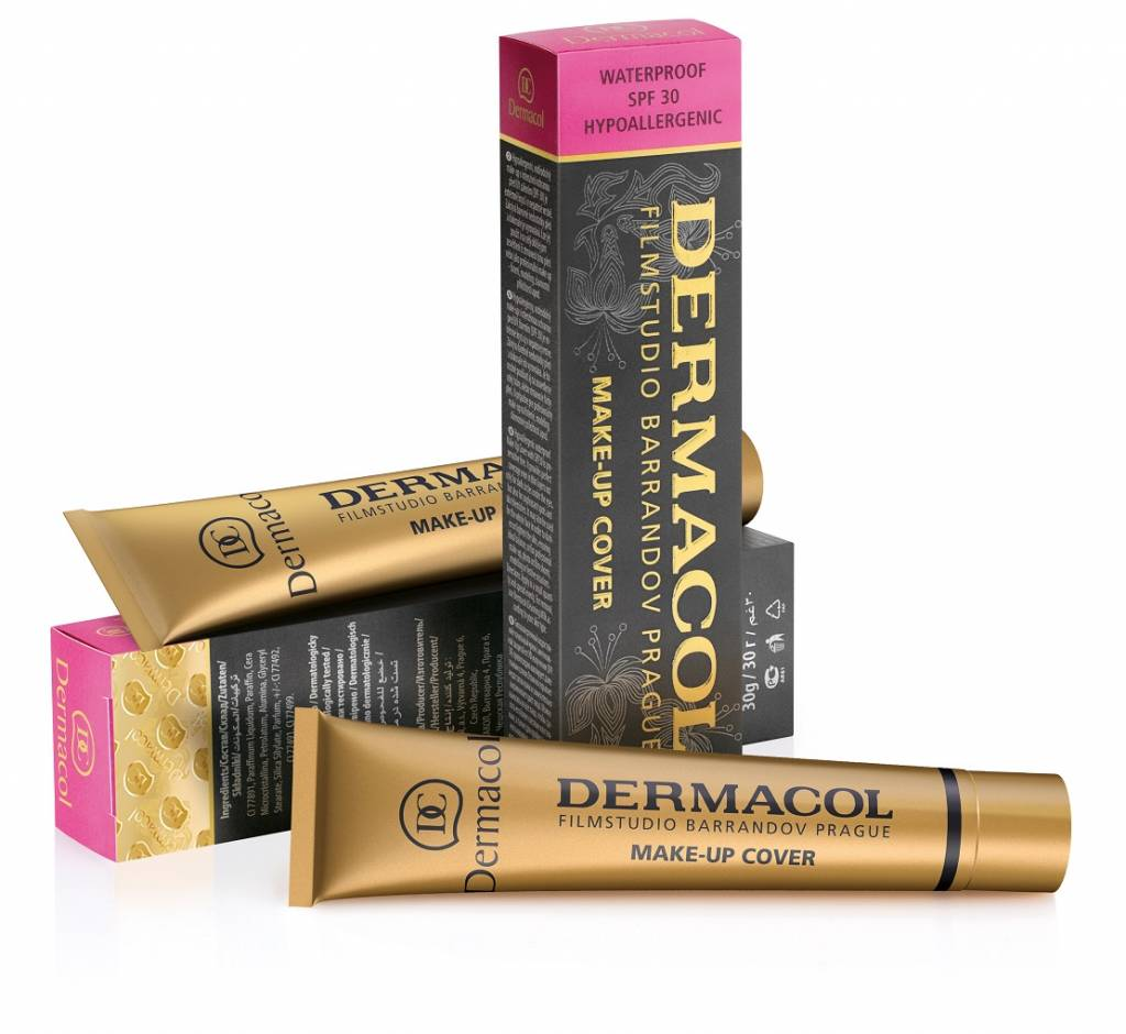Dermacol camouflage make-up cover Legendary high covering make-up - Tint 211 -  0000085945982