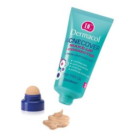01 - ACNECOVER MAKE-UP MET CORRECTOR