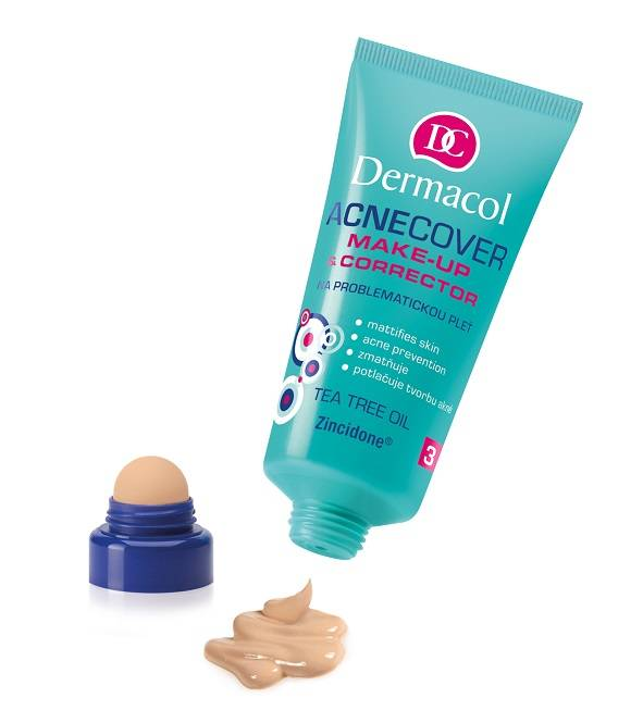 Dermacol Acnecover Make-Up & Corrector 01- 30ml -  0000085951075