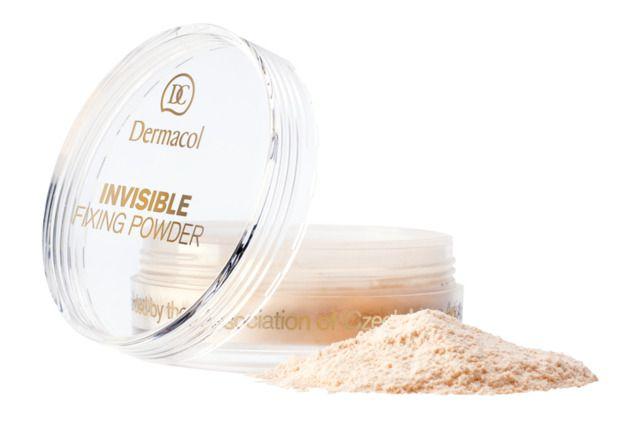 BONUS PAKKET - Dermacol set - Selfie Make-Up nr. 1 & Invisible Fixing Powder Light