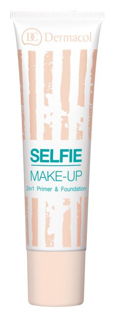 TESTER - SELFIE MAKE-UP - 2-IN-1 PRIMER & FOUNDATION 25ML - NR. 1