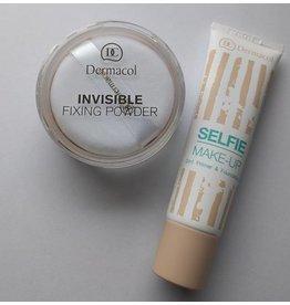BONUS PAKKET - Selfie Make-Up nr. 4 & Invisible Fixing Powder Light