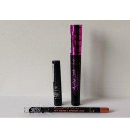 BONUS PAKKET - Artist Lash Long-Lasting Mascara/Eyeliner/Magnetic Metal 16H eyeliner - Bronze