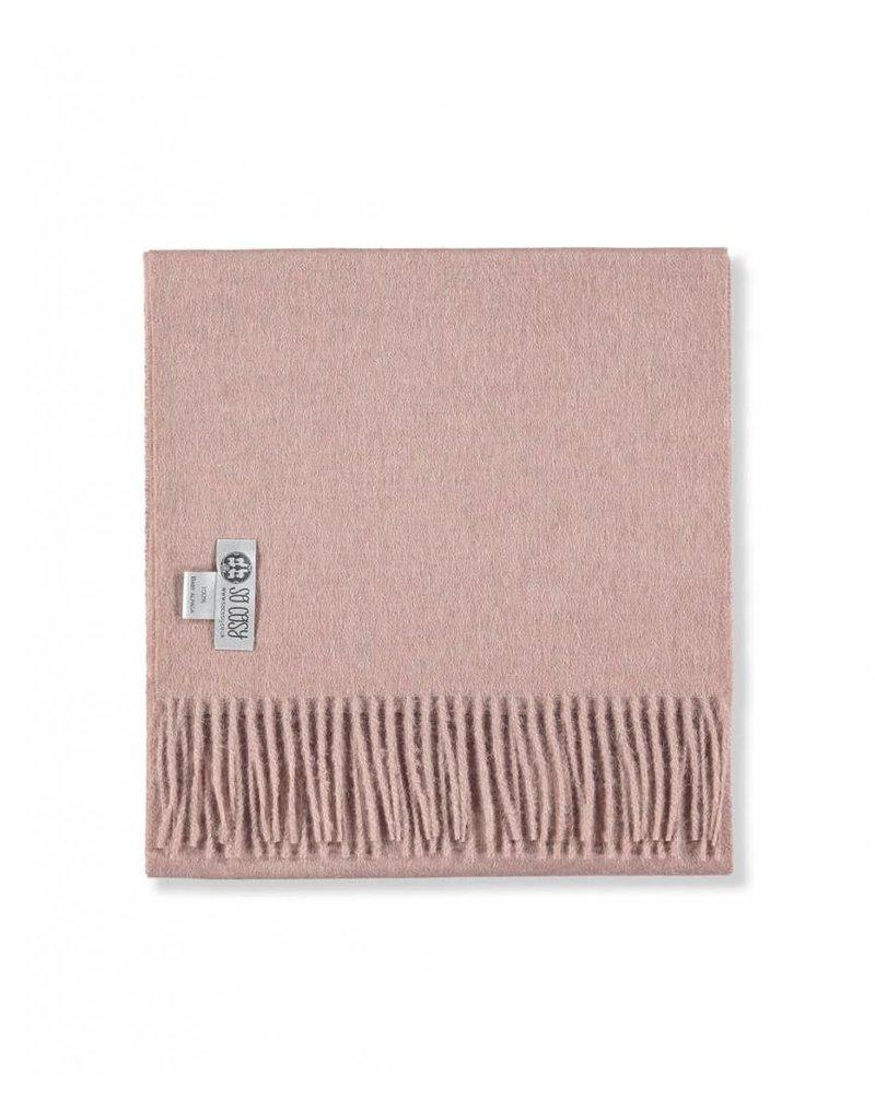So Cosy Scarf 100% Baby Alpaca Powder Pink