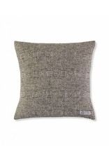 So Cosy Cushion 100% virgin wool Squares Soft gray
