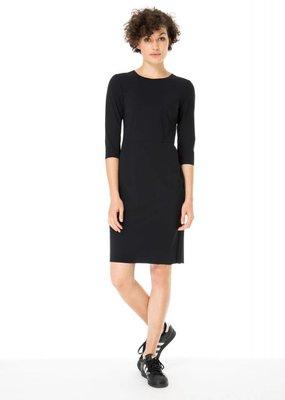 Zenggi Serious Dress Black