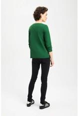 Zenggi New Tunic Top Green