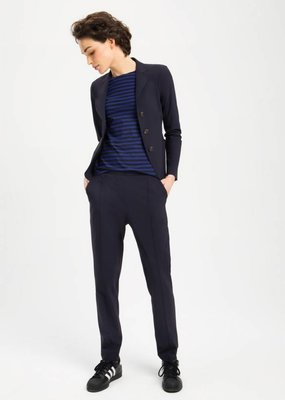 Zenggi Slim Pants Ink Blue