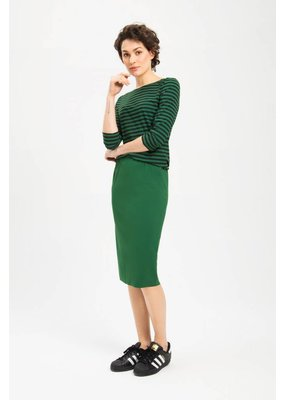 Zenggi Pencil Skirt Green