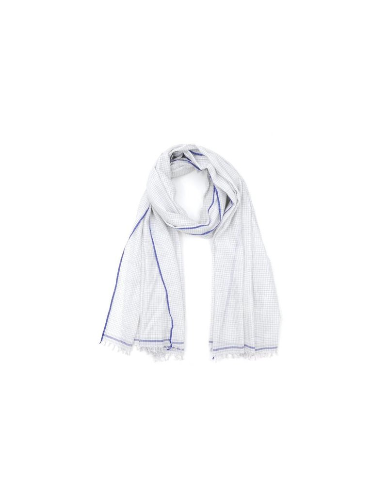 Mois Mont Scarf Design 281 Japan Blue
